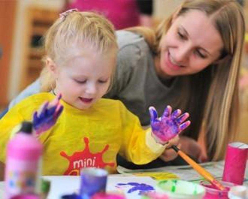 Все в сад: альтернативные дошкольные учебные заведения Киева
