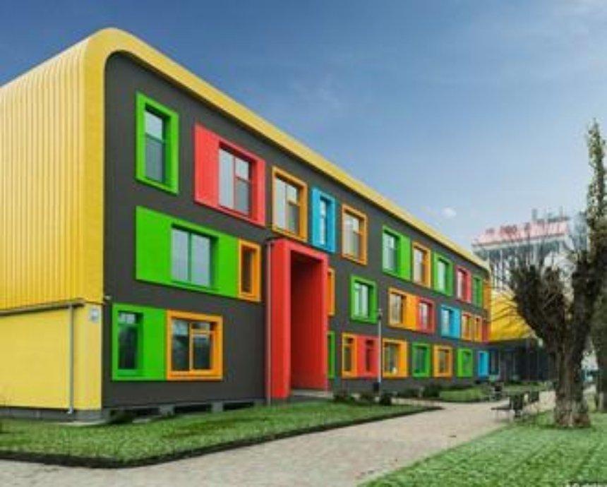 Вогнали в краску: самый разноцветный квартал столицы