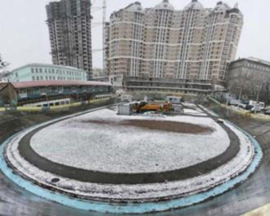 Киевский велотрек планируют открыть в мае