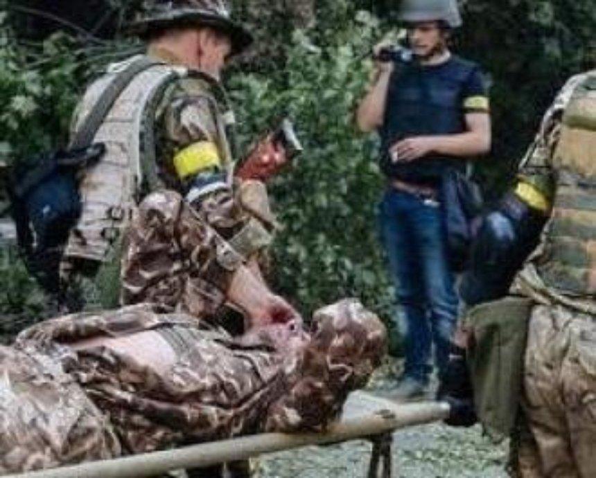 В Киеве на аукционе живописи соберут деньги на лечение бойцов АТО