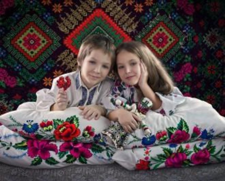 Дети — наши ангелочки