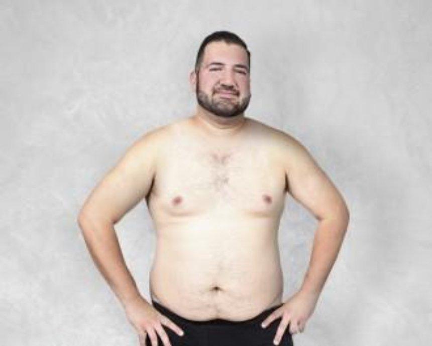 Фото мужчины отфотошопили под стандарты красоты в разных странах