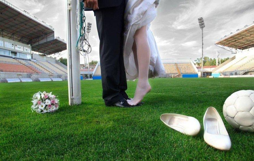 """Стадион любви: на """"Олимпийском"""" теперь можно пожениться"""