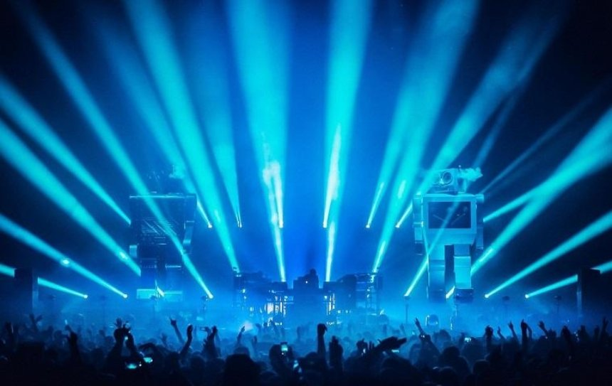 The Chemical Brothers приедут в Киев с концертом
