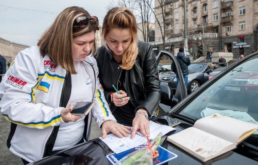 У Києві відбудеться «Жіноче ралі 2019»