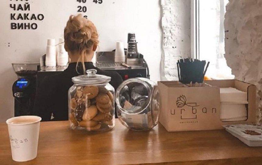 На Золотых Воротах открылась кофейня Urban coffee & bar