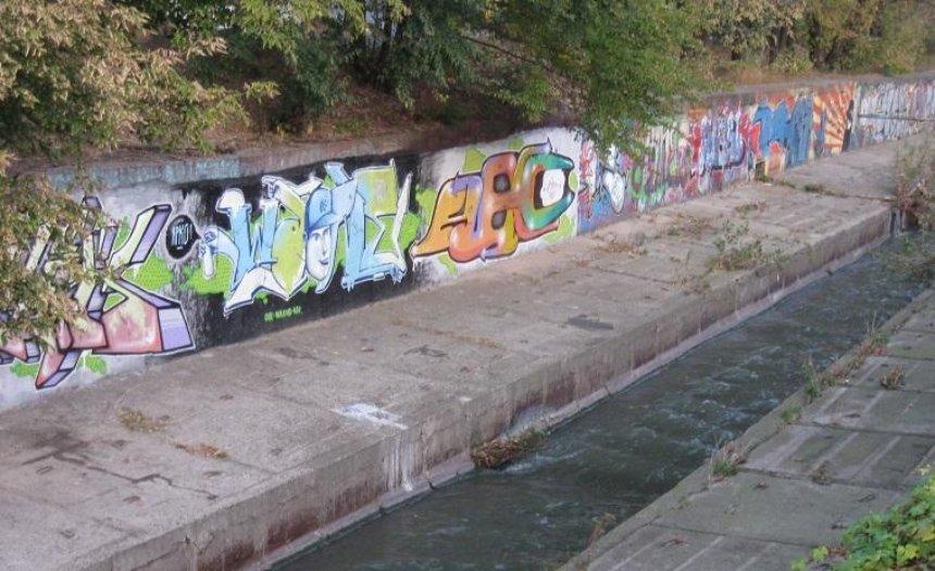 В столице хотят обустроить реку Лыбедь