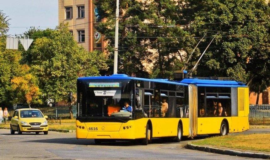 На Лесном проведут реконструкцию троллейбусной линии