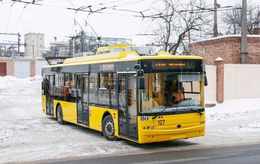 Для Киева до 2023 года планируют купить более 400 трамваев, троллейбусов и электробусов