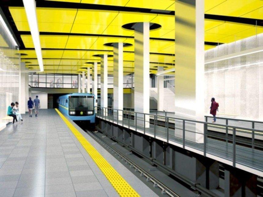 Кличко рассказал, когда откроют новые станции метро на Виноградарь