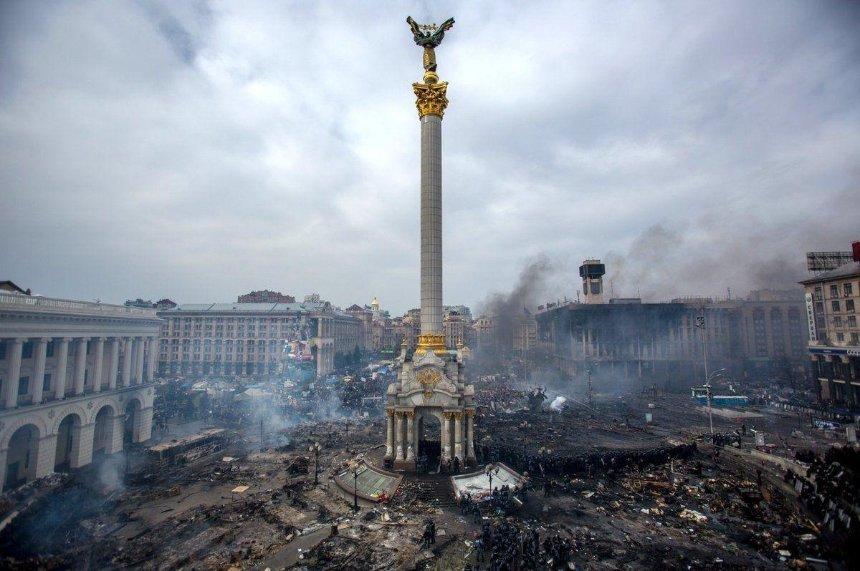 Мы помним: пятая годовщина расстрелов на Майдане (видео)