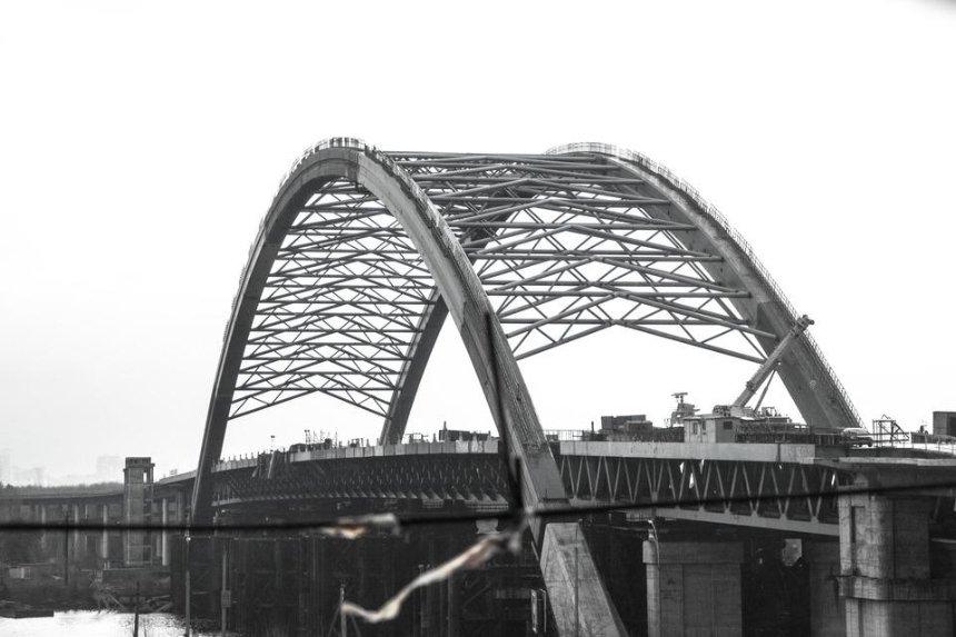 Метро на Троещину начнут строить сразу после открытия Подольского моста, — Кличко