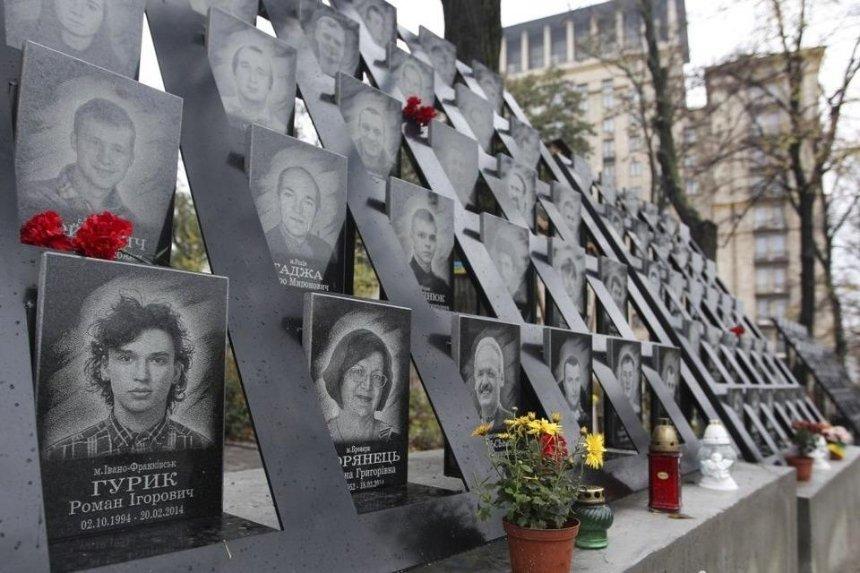 В Киеве почтят память Героев Небесной сотни: программа мероприятий