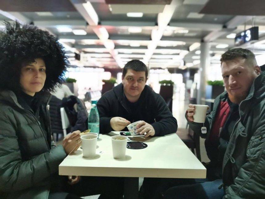 Поклонница «ДНР» Чичерина похвасталась фото из«Борисполя»