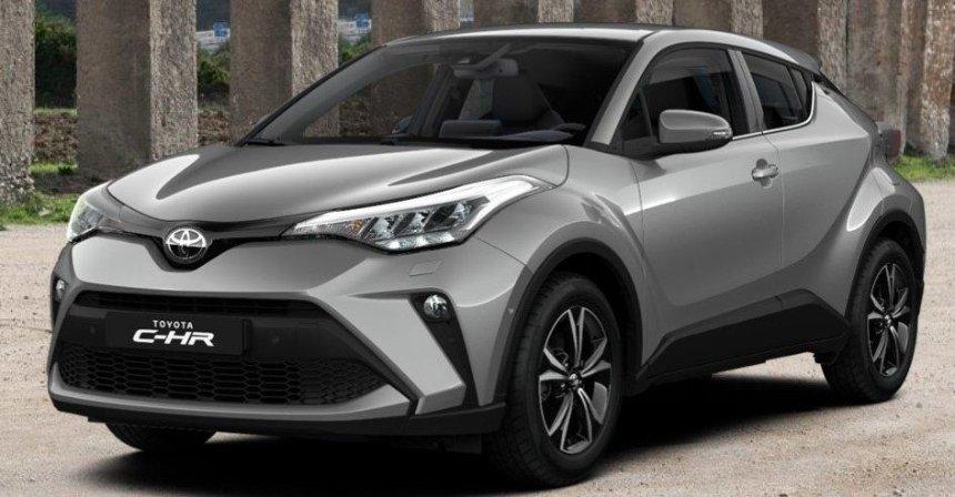 Преимущества покупки Toyota C-HR