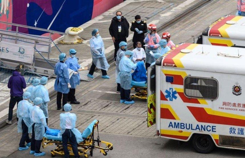 В Минздраве рассказали об украинцах на борту лайнера, где обнаружили коронавирус