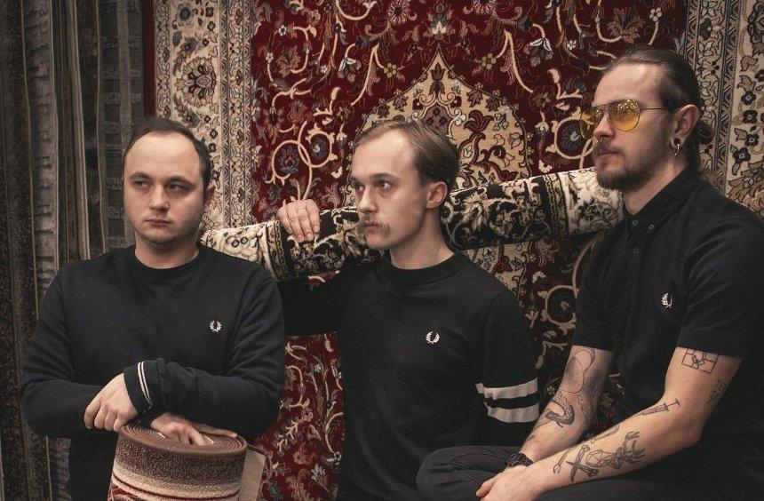 Белорусская инди-группа «Молчат Дома» выступит в Киеве