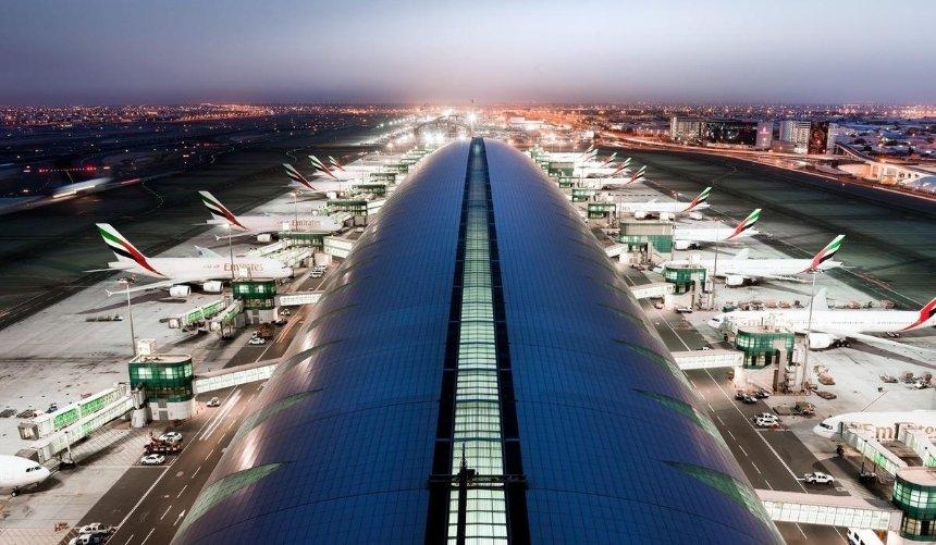 Один изкрупнейших аэропортов мира исправил написание Киева