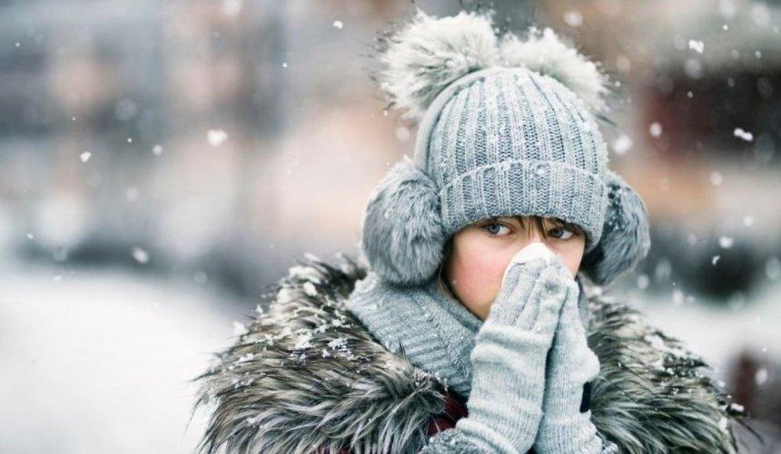 Морозы до −30: Черкассы стали самым холодным городом Центральной Европы