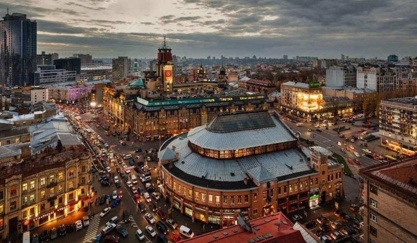 Сколько автомобилей наулицах Киева: исследования