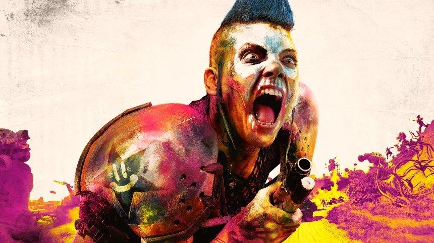 В Epic Games Store бесплатно раздают игры Rage 2 и Absolute Drift