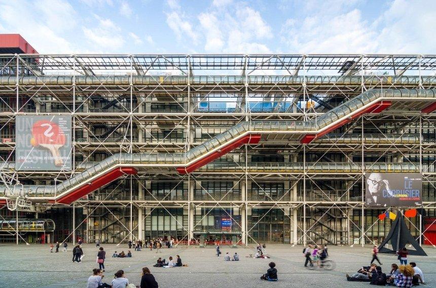 В парижском Центре Помпиду откроется целый зал украинских художников