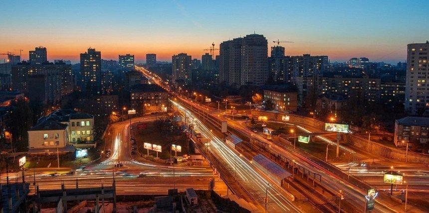 В Киеве отремонтируют Индустриальный мост: движение транспорта и пешеходов ограничат