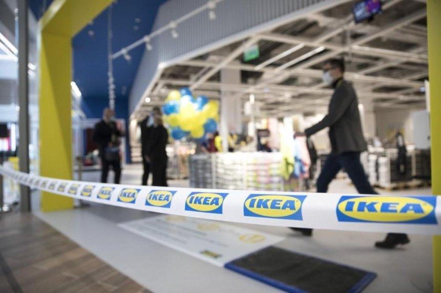 В IKEA отреагировали на взлом официальной украинской страницы в Instagram