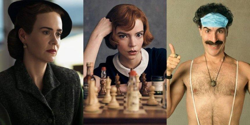 «Золотой глобус» 2021 объявил номинантов премии: какие фильмы и сериалы в списке