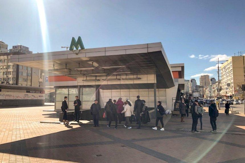 На трех центральных станциях метро возможны ограничения на вход