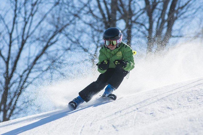 Где в Киеве покататься на лыжах, санях и сноуборде