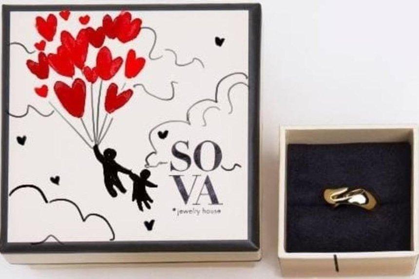 Український fashion-ілюстратор створить унікальні малюнки для клієнтів SOVA доДня закоханих