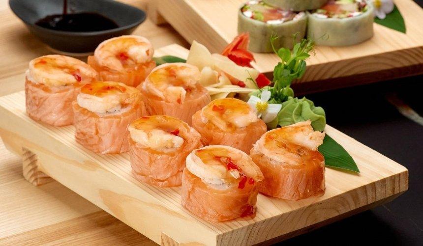 Новое место: японская кухня вресторане-баре Nikko вТРЦ Lavina Mall