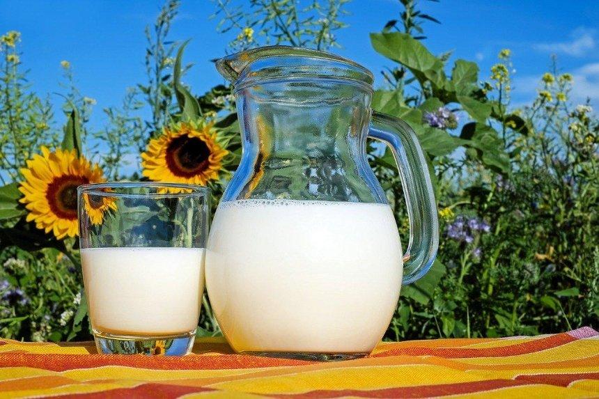 Молоко с доставкой