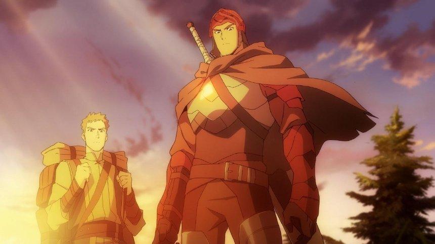 Netflix выпустит аниме-сериал по играм DOTA: дата премьеры