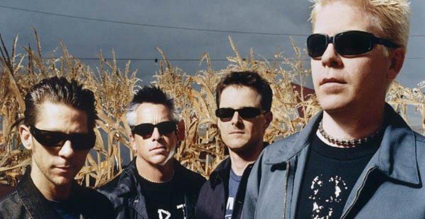 The Offspring опубликовали титульный трек альбома Let the Bad Times Roll