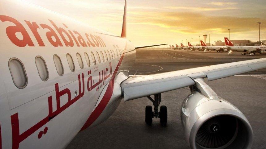 Авиакомпания Air Arabia запустит ежедневные рейсы между Киевом и Шарджей