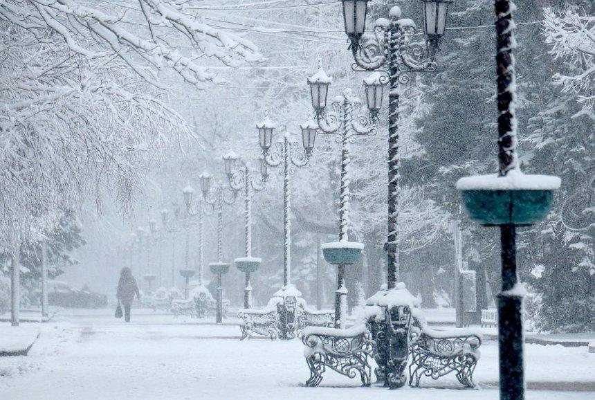 Киев заметет снегом и заморозит: как пережить холода