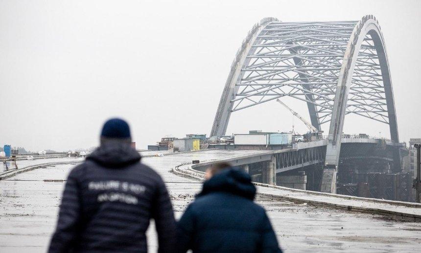 Строительство Подольского моста: Кличко ответил напредложение «Укравтодора»