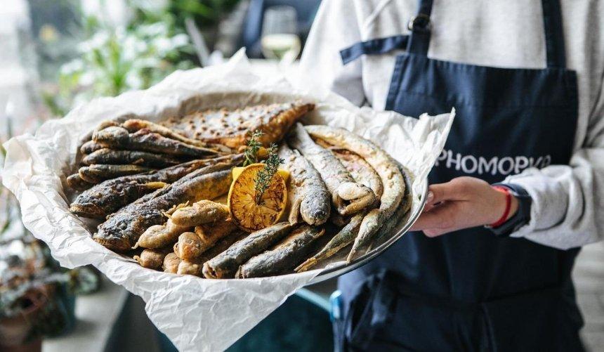 Новое место: ресторан «Черноморка» наТроещине