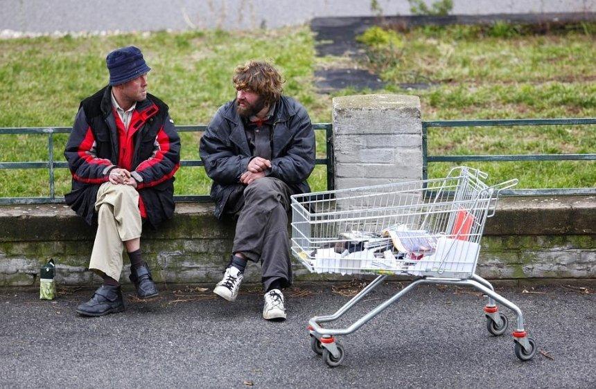 Возле киевского вокзала откроют постоянный приют для бездомных