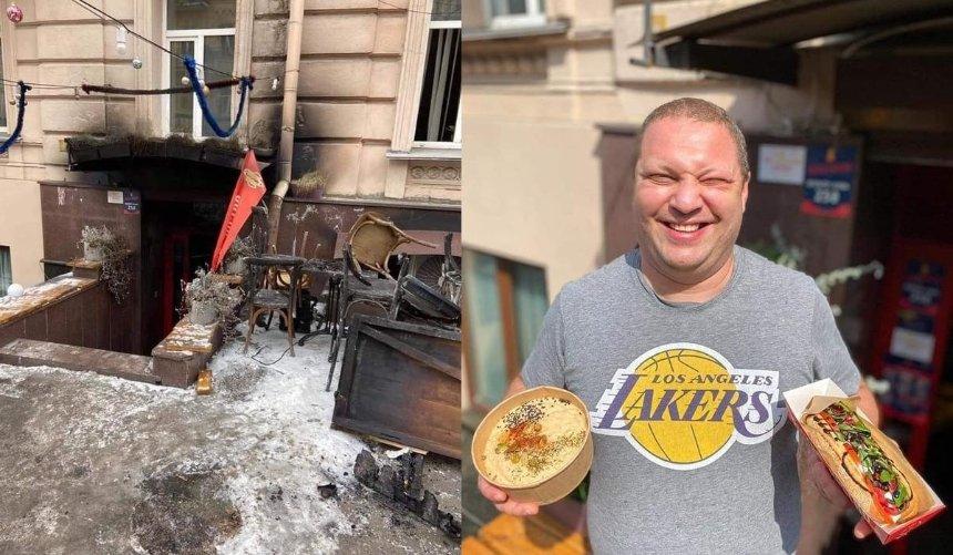 Пожар вBistro Bistro: поклонники закусочной собирают деньги наеевосстановление