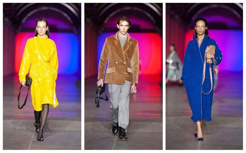 Украинский бренд создал коллекцию светоотражающей одежды