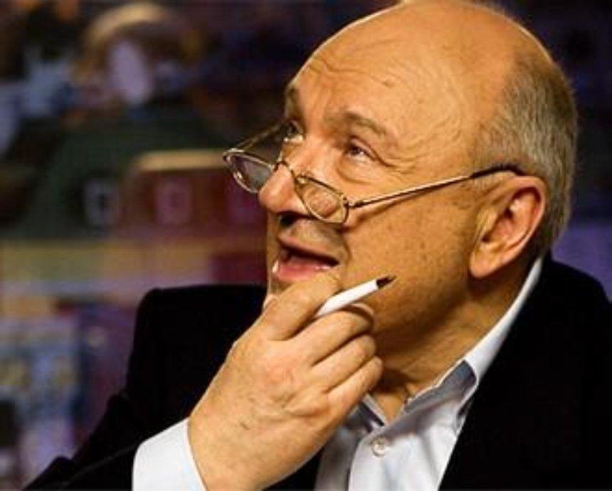 Михаил Жванецкий: «В Киеве очень высокий уровень взаимопонимання»