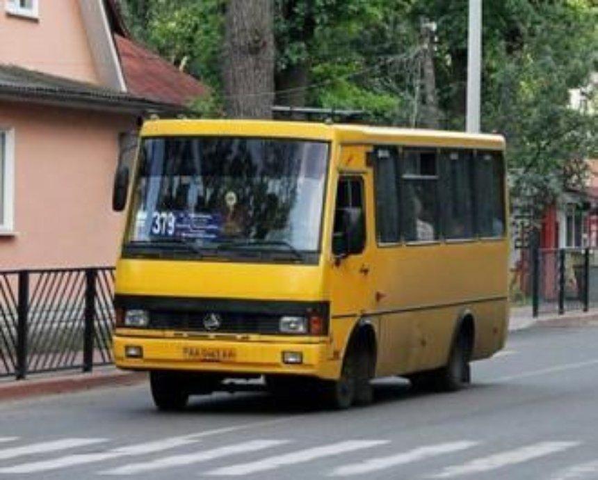 Маршрутки из пригородов Киева будут ездить только до конечных станций метро