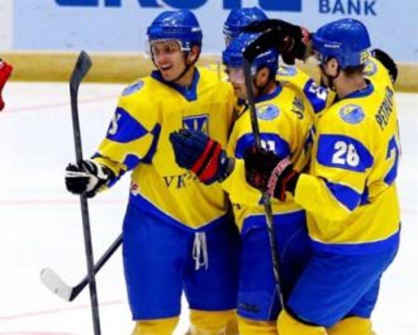 Молоде покоління українських хокеїстів готове до підкорення нових вершин
