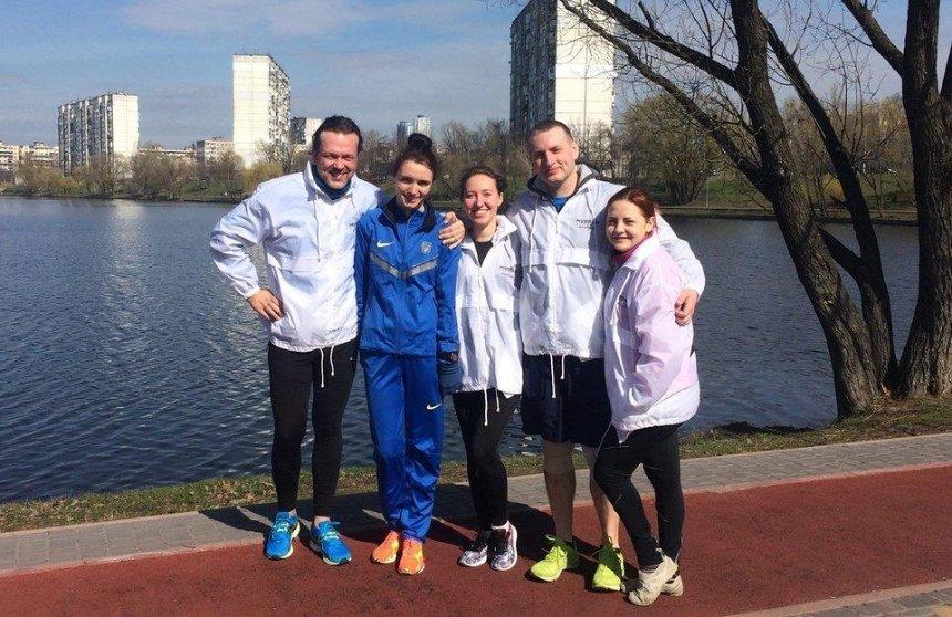Благодійники запрошують киян побігати разом з майстром спорту