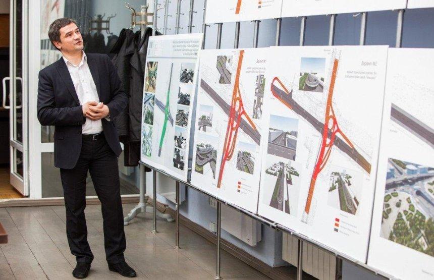 """Спасибко: """"На засіданні секції містобудівної ради обрано 3 варіанти реконструкції Шулявського шляхопроводу"""""""