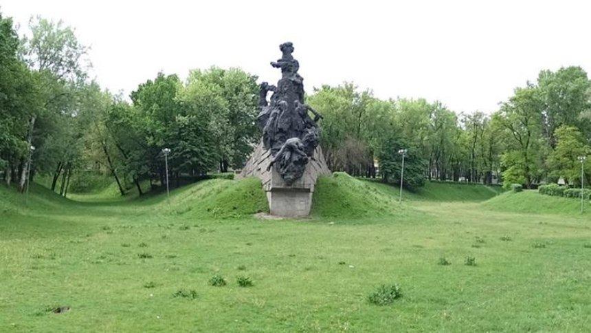 В Киеве создадут мемориальный центр Холокоста