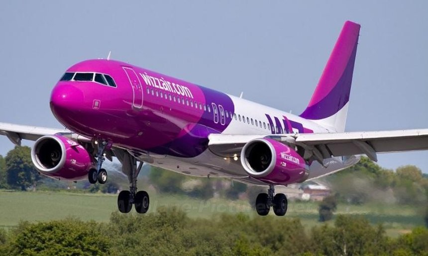 Wizz Air объявил однодневную акцию на перелеты в Польшу и обратно